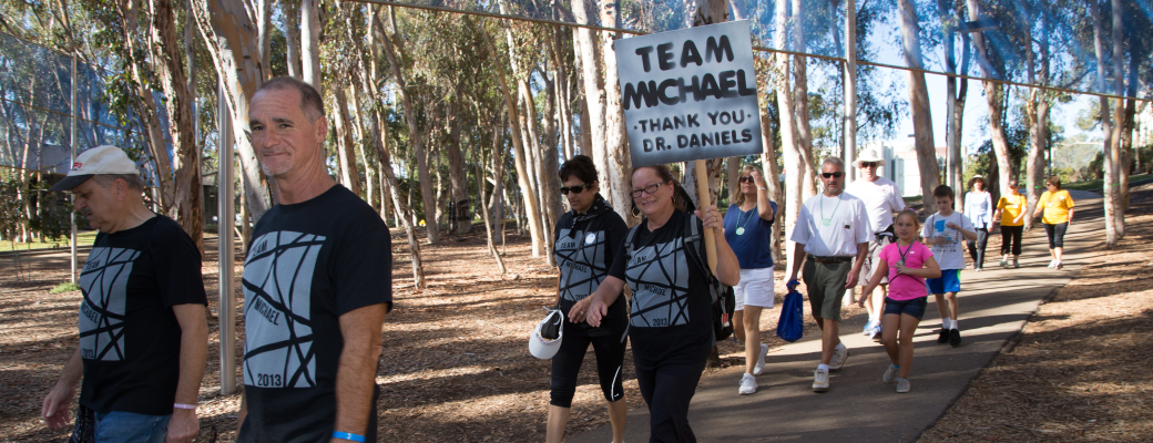 Gorder Walk Team Michael
